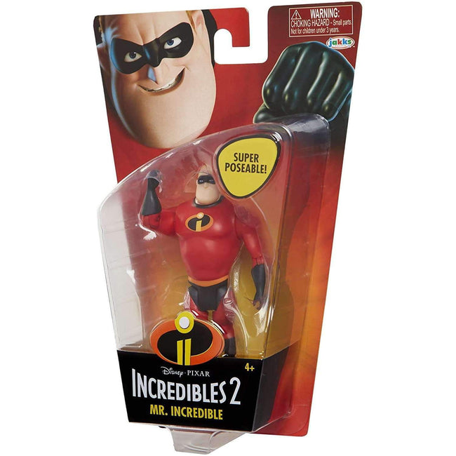 Incredibles 2 Actiefiguur 10cm - Zoblo.be