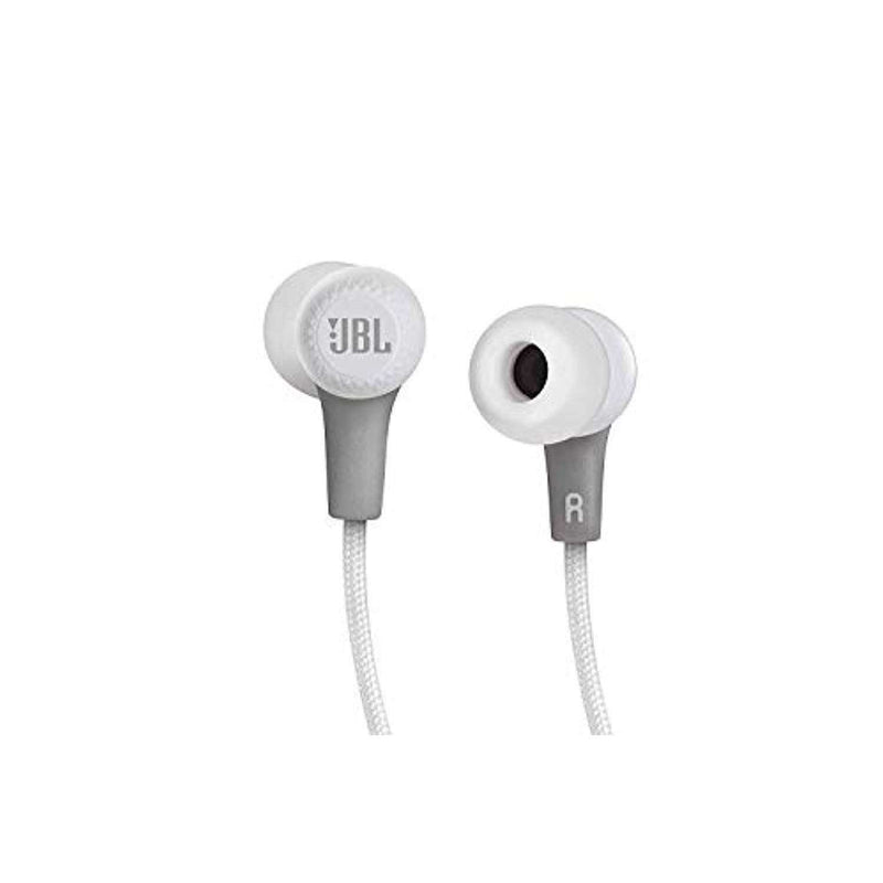 JBL E25BT Draadloze In-Ear Oortjes - Wit - Zoblo.be