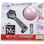 Project Mc2 Bath Fizz Experiment - Pink - Zoblo.be