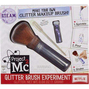 Project Mc2 S.T.E.A.M. Experiment - Glitter Brush - Zoblo.be
