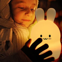 Load image into Gallery viewer, Blissful Bunny LED Lamp-UwU Things-UwU Things