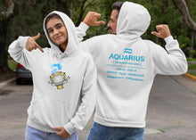 Load image into Gallery viewer, Galaxy Aquarius Vase Ultra Soft Hoodie