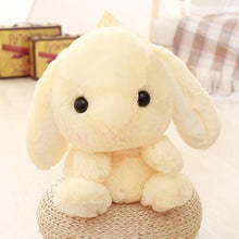 Load image into Gallery viewer, Bunny Plush Backpack-UwU Things-Yellow-UwU Things