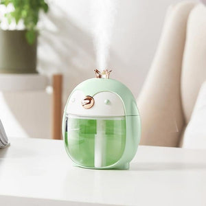 Cute Penguin Humidifier-UwU Things-Green-UwU Things