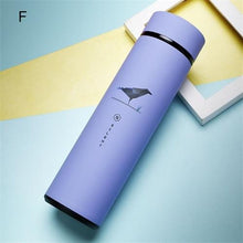Load image into Gallery viewer, Elegant Double Wall Stainless Steel Travel Mug-UwU Things-Raven Purple-UwU Things