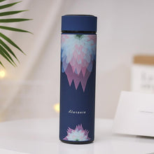 Load image into Gallery viewer, Elegant Double Wall Stainless Steel Travel Mug-UwU Things-Rose Blue-UwU Things