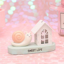 Load image into Gallery viewer, Fantasy Snail Night Light-UwU Things-Pink Chapel-UwU Things