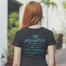 Load image into Gallery viewer, Cute Aquarius Octopus Unisex T-Shirt