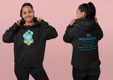 Load image into Gallery viewer, Cute Aquarius Octopus Ultra Soft Hoodie