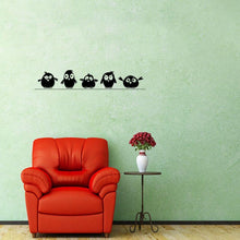 Load image into Gallery viewer, Goofy Happy Birds Wall Sticker-UwU Things