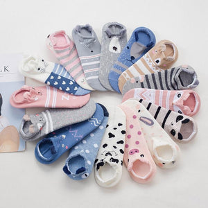 Kawaii Animal Socks-UwU Things