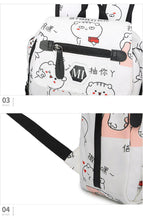 Load image into Gallery viewer, Kawaii Book Bags (3 pc/set)-UwU Things