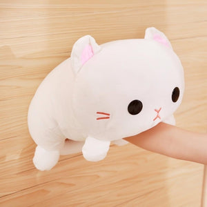 Kawaii Lazy Tabby Cat Plush-UwU Things-35cm-UwU Things