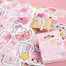 Load image into Gallery viewer, Kawaii Planner & Diary Stickers (46 pc)-UwU Things