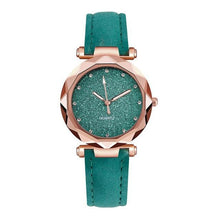 Load image into Gallery viewer, Romantic Starry Sky Wrist Watch-UwU Things-Green-UwU Things