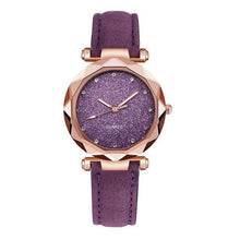 Load image into Gallery viewer, Romantic Starry Sky Wrist Watch-UwU Things-Purple-UwU Things