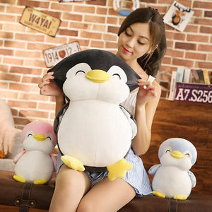 Super Soft Penguin Plush-UwU Things