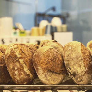 Coffee and Sourdough Bunlde. Preorder cutoff every Monday and delivered on Fridays.