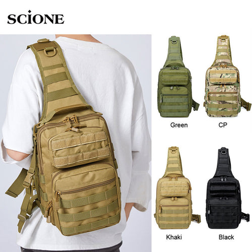 Tactical Chest Backpack - Style For Guys