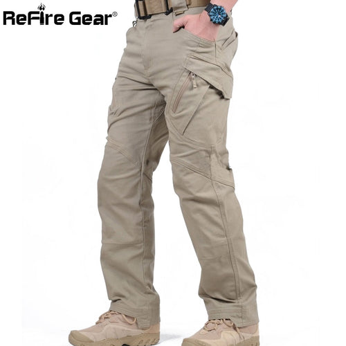 Tactical Cargo Pants - Style For Guys