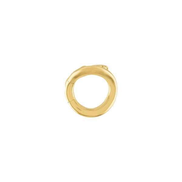 Miracle Links Gold - for New Mom's or New Baby Gifts - Add as Your Family Grows - (Gold Charm)