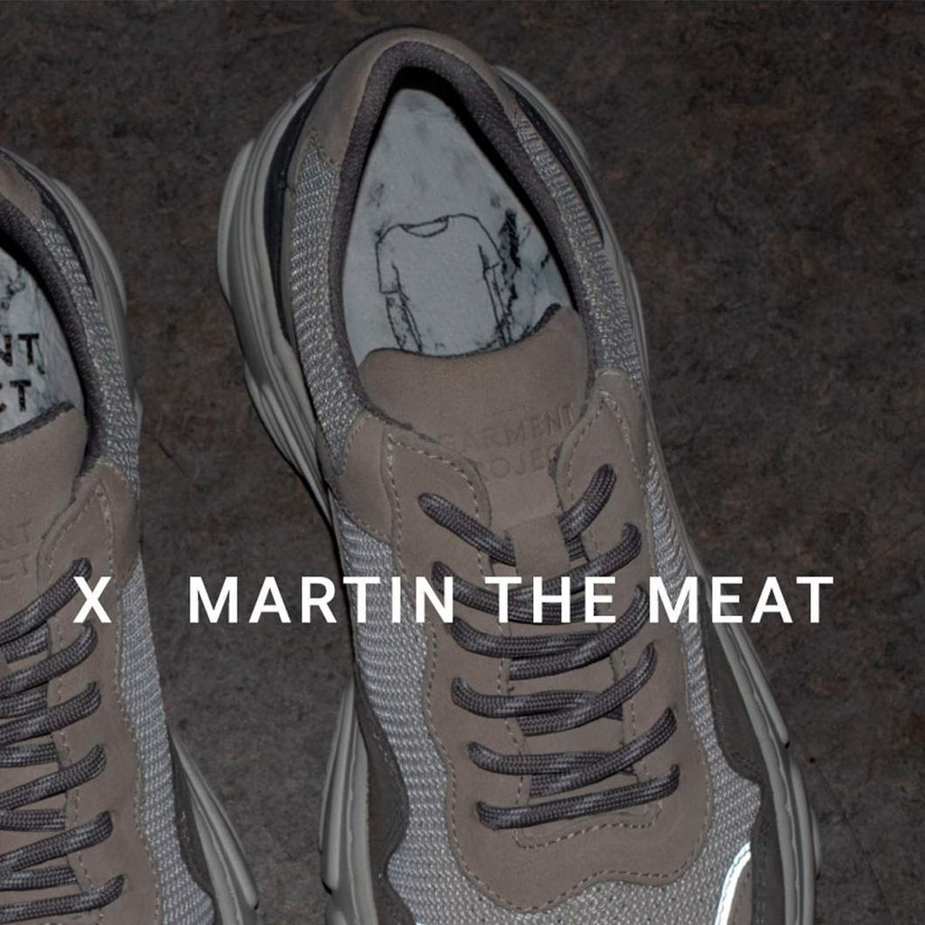 GARMENT PROJECT X MARTIN THE MEAT <span>2020</span>