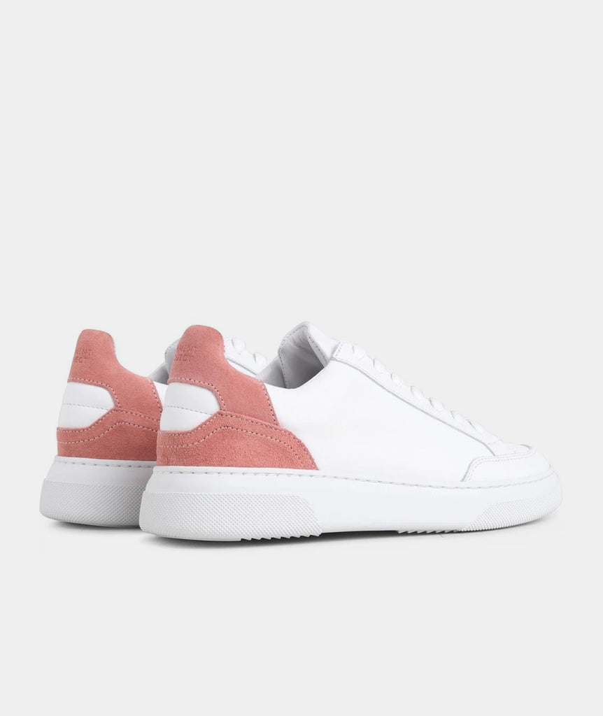 GARMENT PROJECT WMNS Off Court - White / Baby Pink Shoes 100 White