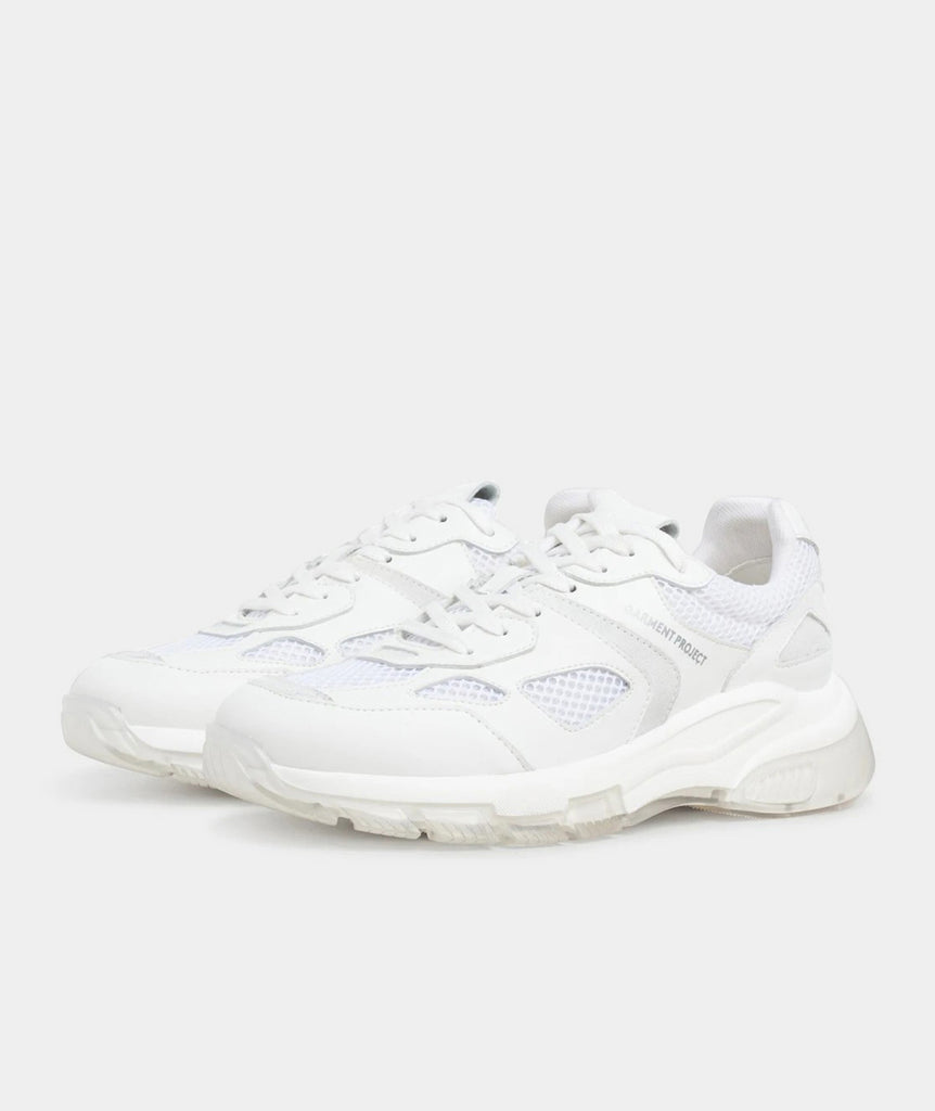 GARMENT PROJECT WMNS Brooklyn - White Vegan / Transparent Sustainable 100 White