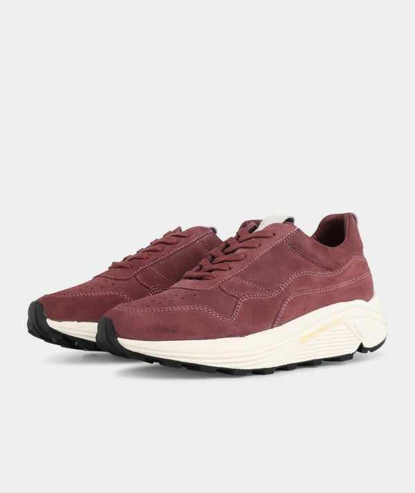 Bailey Runner - Burgundy