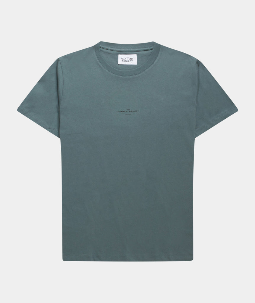 GARMENT PROJECT MAN Best Tee - Balsam Green T-shirt 245 Balsam Green