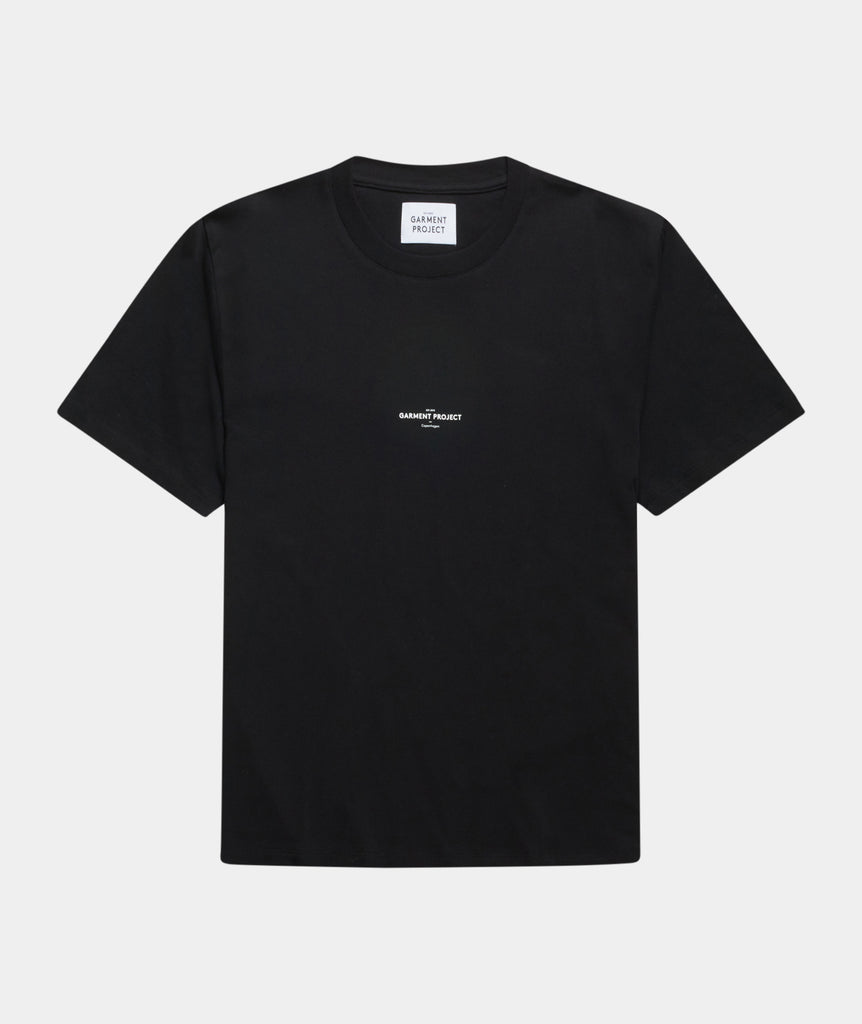 GARMENT PROJECT MAN Best Tee - Black T-shirt