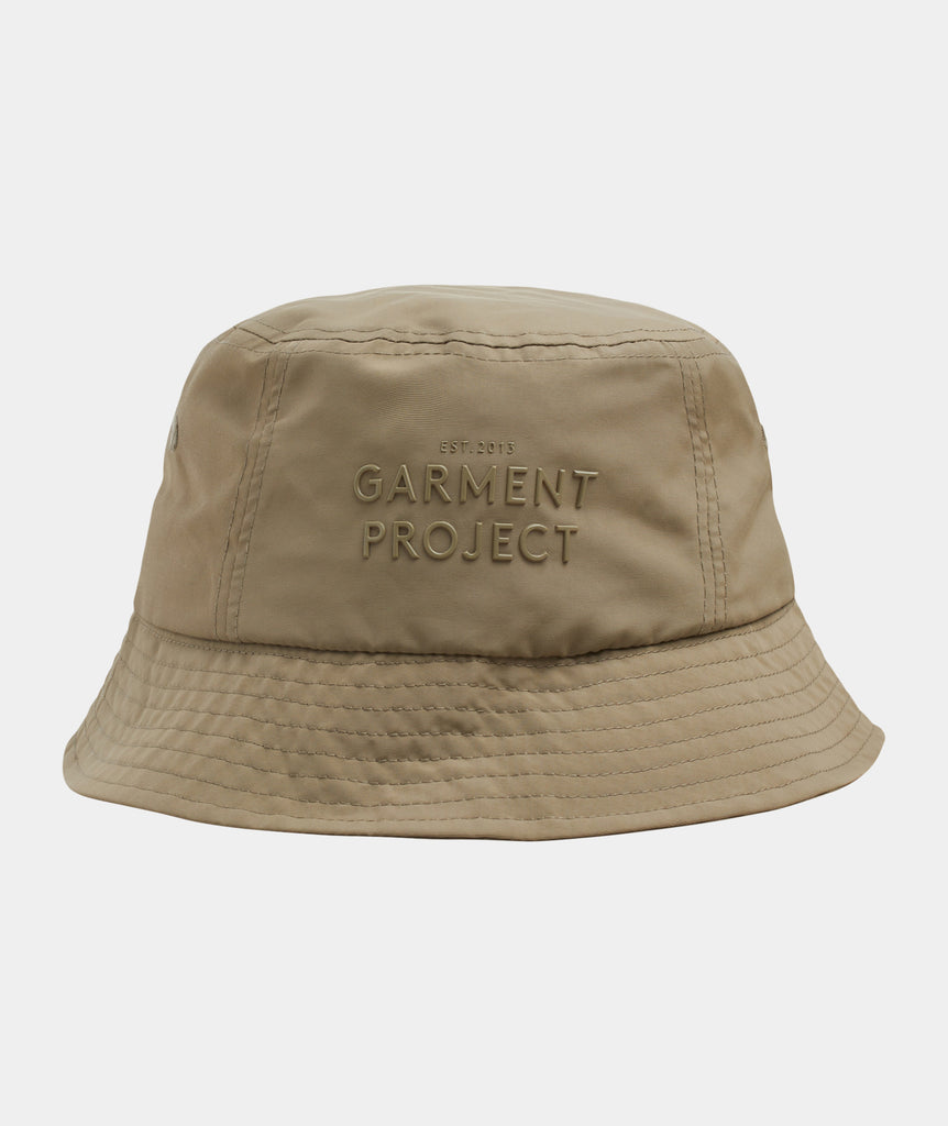 GARMENT PROJECT MAN Bucket Hat - Earth Bucket Hat