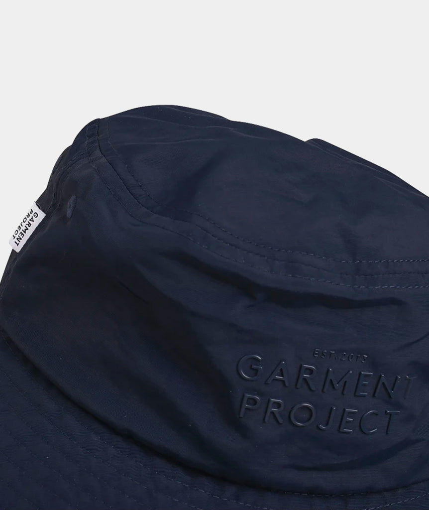 GARMENT PROJECT MAN Bucket Hat - Navy Bucket Hat 500 Navy