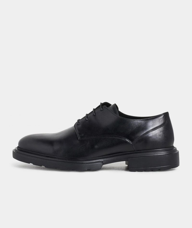 Derby - Black Leather