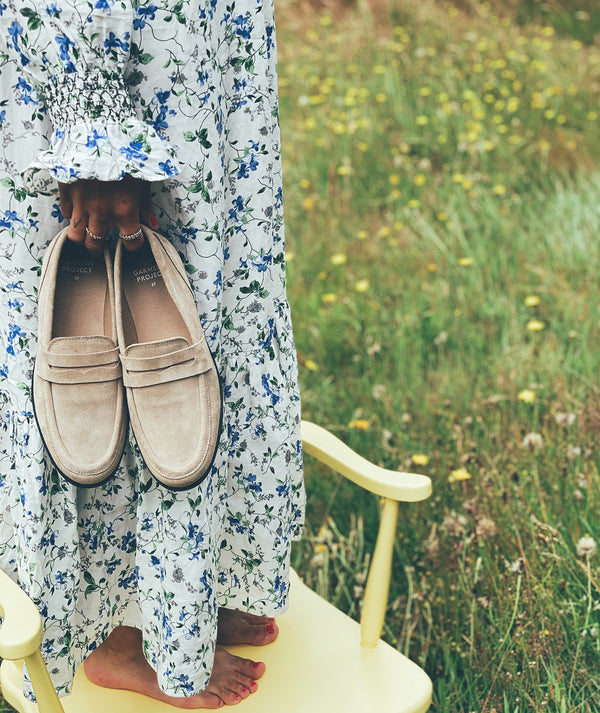 Ginza Loafer - Earth