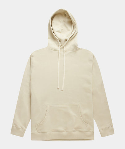 Hooded Sweat - Bone White