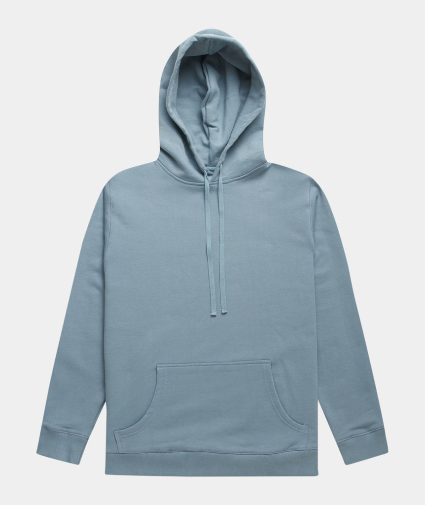 GARMENT PROJECT MAN Hooded Sweat - Citadel Blue Hooded Sweat 555 Citadel Blue