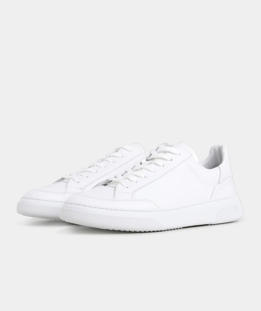 GARMENT PROJECT WMNS Off Court - White Vegan Shoes 100 White