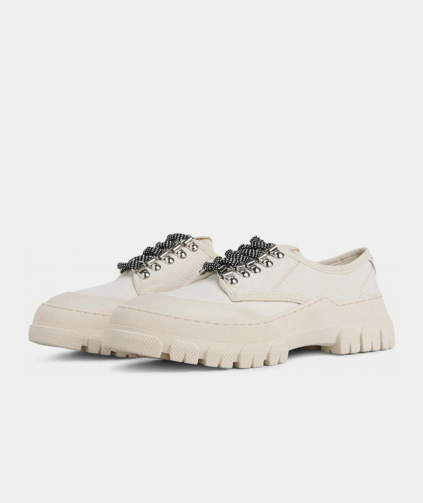 GARMENT PROJECT WMNS Twig Low - Off White Sneakers 110 Off White