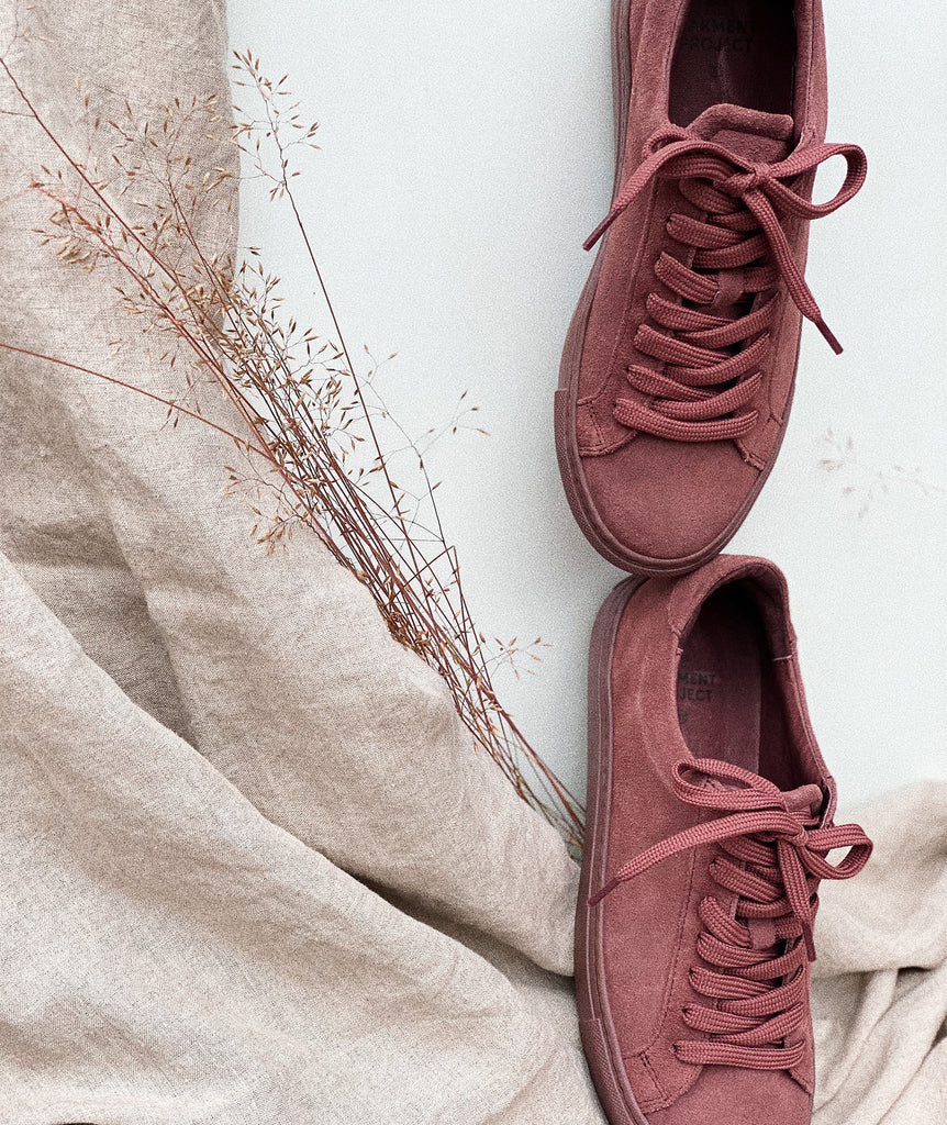 GARMENT PROJECT WMNS Type - Burgundy Sneakers 235 Burgundy