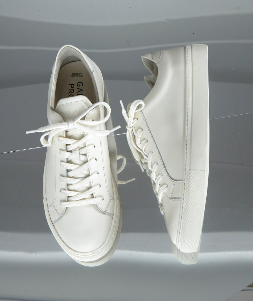 GARMENT PROJECT MAN Type - Off White Sneakers 110 Off White