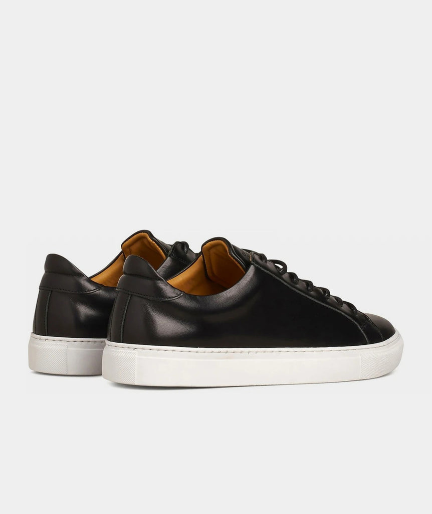 GARMENT PROJECT MAN Type Lux - Black Leather Shoes 999 Black