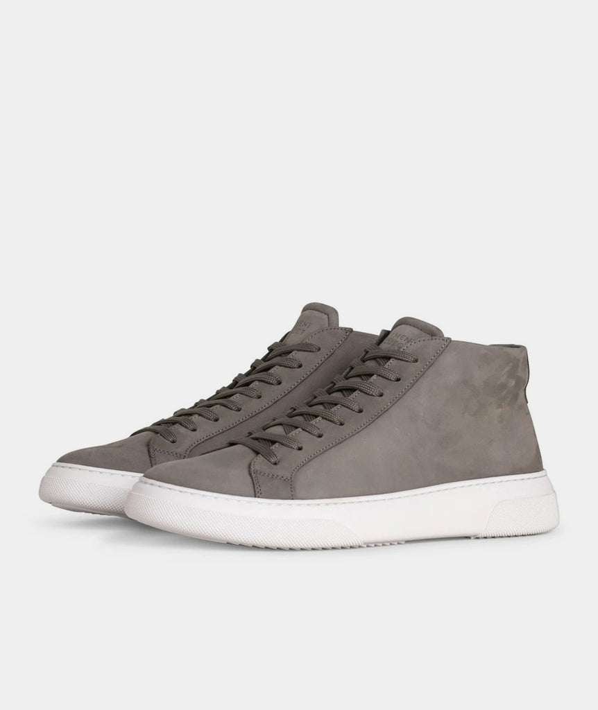 GARMENT PROJECT MAN Type Mid - Grey Nubuck Mid Cut 400 Grey
