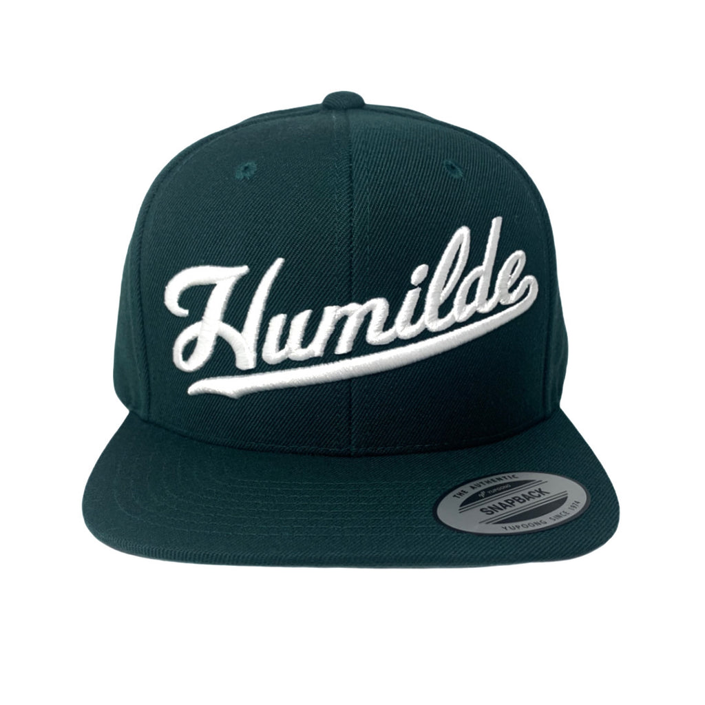 GREEN HUMILDE HAT