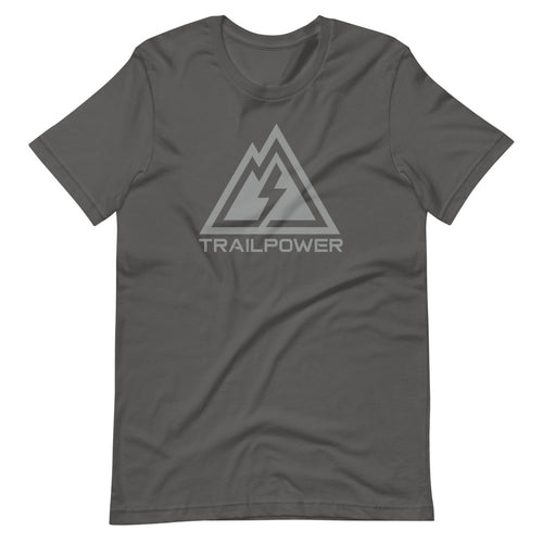 Trailpower Stealth Logo T-Shirt (7 Colors) - TRAILPOWER