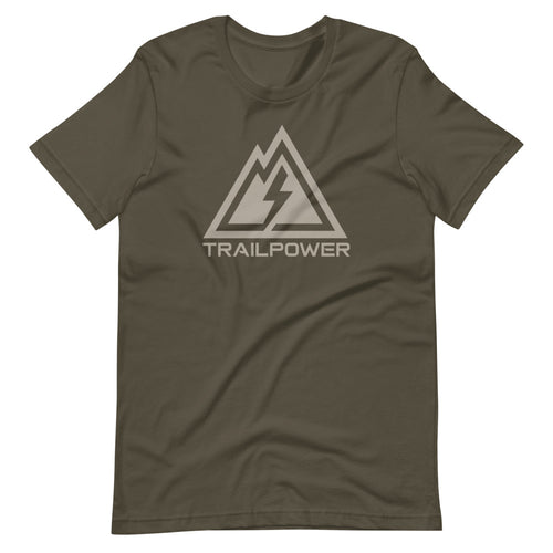 Trailpower FDE Logo T-Shirt (6 Colors) - TRAILPOWER