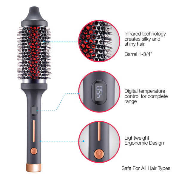 Infrared Thermal Brush