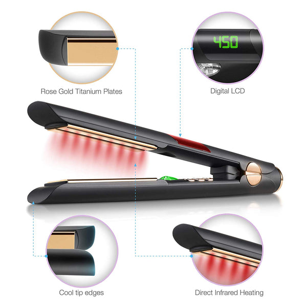Infrared 2 Flat Iron