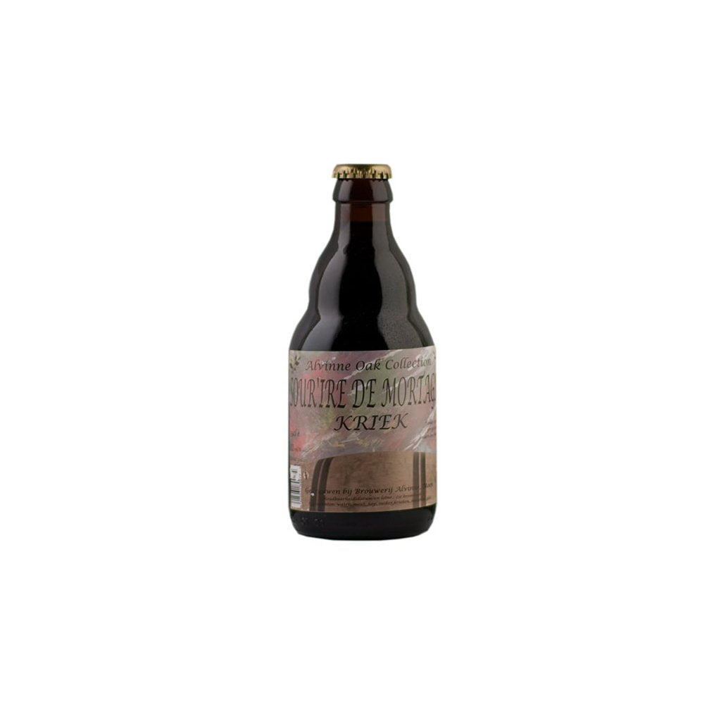 Alvinne - Sour'ire De Mortagne Kriek-Cherry