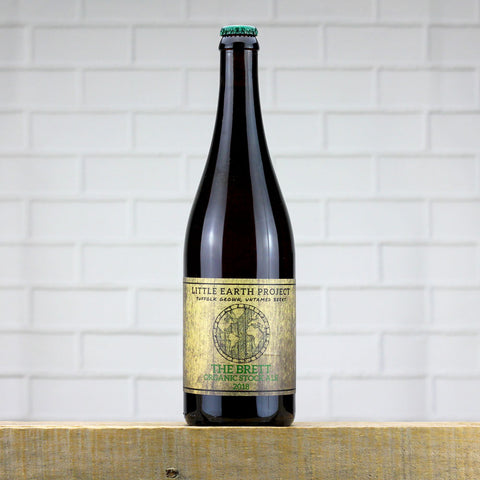 Little Earth Project - The Brett Organic Stock Ale 750ml
